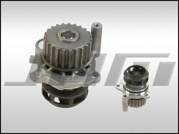 Water Pump (metal impeller GRAF) for Audi-VW 2.0l & 1.8T except pre 2001 B5 A4
