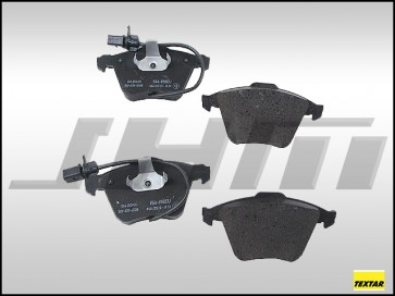 Front Brake Pads - Pagid/Textar (OEM) for B6/B7 S4 2004 up