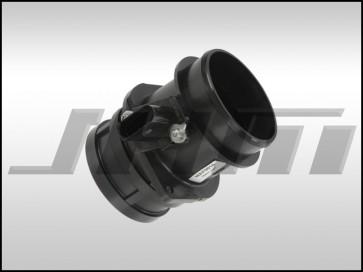 Mass Air Flow Sensor and Housing, MAF, Meter (Hitachi) for Mk2 A3-TT 2.0T, Mk6 GTI-GLI-Beetle-CC-Eos-Passat-Tiguan 2.0T, CCTA-CBFA