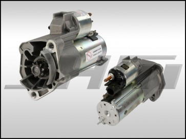 Starter Motor (Bosch) Remanufactured for B7-A4 3.2L, C6-A6 3.0T, 3.2L