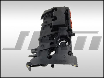 Valve Cover or Cylinder Head Cover, Updated (OEM) for B7-A4 2.0T