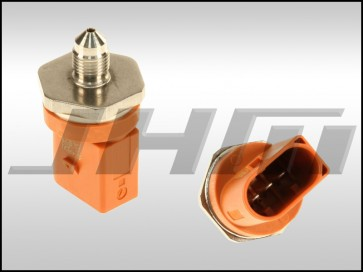 Fuel Pressure Sensor, High Pressure or Thrust Sensor (OEM) for B7-A4 2.0T 2007 and Up (Late), Audi, VW 2.0T