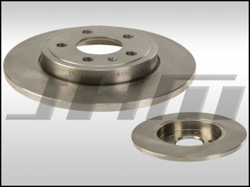 Brake Rotor, Rear (Textar) for B7-A4