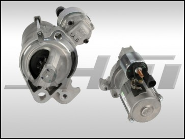 Starter, New (OEM-Valeo) for C5-allroad V8 and B6-B7 S4-RS4