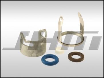 Fuel Injector Reseal or Repair Kit (OEM) for B7-A4 3.2L, B7 RS4, B8 S5 V8, B8 A4-A5 3.2L, C6 A6-S6, D3 A8-S8, R8