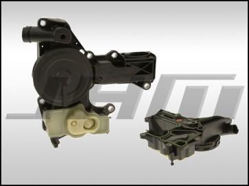 Oil Separator, PCV, or Breather Valve (Vaico) for LATE B8-A4-A5-allroad, MK6, 8P-A3, TT-MK2, Q3, Q5 2.0T