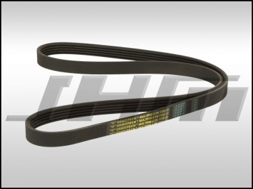 Belt for Accessories, Accessory Belt (Continental) for Late C7 A6-A7, 4M Q7 and B8 S4-S5-Q5-SQ5 w 3.0T FSI