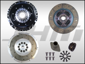 JHM R Series Lightweight Flywheel and Clutch Combo for B8 S4-S5 3.0T FSI