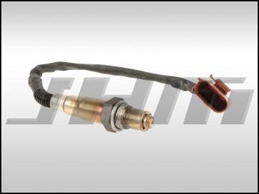 O2, Oxygen Sensor (Bosch-OEM) Rear, Driver or Passenger Side for B7-RS4, B8-S5 w/ 4.2L V8 FSI