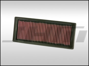 Air Filter, Performance (K&N) for B8-B8.5 A4-A5 w/ 2.0T