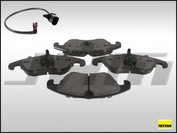 Front Brake Pads - Pagid/Textar (OEM) for B8 A4-A5-S4-S5