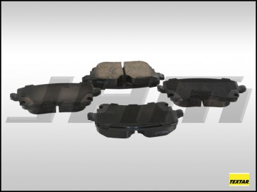 Rear Brake Pads - Pagid/Textar (OEM) for B8 A4-A5-S4-S5