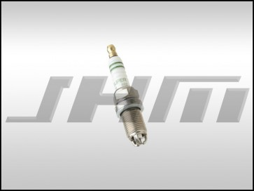 Spark Plug (Bosch) Tri-Electrode (Bosch Heat Range 6) for Audi and VW 1.8T, 2.0T, 2.7T and 4.2T