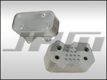 Oil Cooler (OEM) for VW Phaeton, C5 A6-S6-RS6 and D2 A8-S8 w/ 4.2L V8