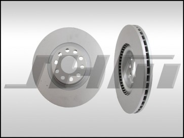 Brake Rotor, Front (OE-Type, Meyle) - Each for C5-A6-S6 4.2