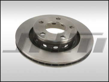Brake Rotor, Rear (OE-Type, Meyle) - Each for C5-A6-S6 4.2