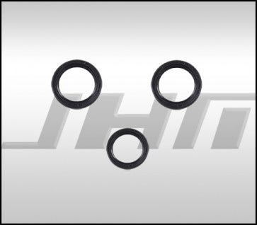 Cam(2) and Front Crank Seal Kit (Corteco-Elring) for VW Phaeton, C5 A6-S6-RS6 and D2 A8-S8 w/ 4.2L V8