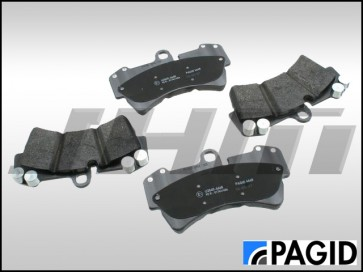 Front Brake Pads Pagid/Textar (OEM) for Porsche Cayenne Caliper 350mm