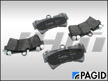Front Brake Pads Pagid/Textar (OEM) for Porsche Cayenne Caliper 330mm