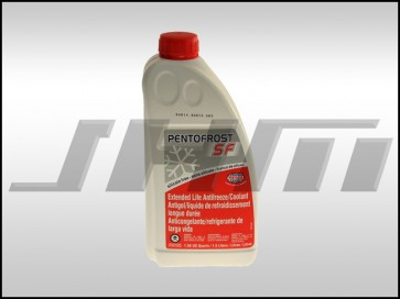 Coolant - Antifreeze (Pentosin) G12 VW-Audi OEM replacement - 1.5 Liter