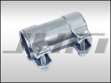 Clamp, Exhaust (OE Type) Downpipe to Cat-Back, 50mm or 1.968 in for C6 3.0t And Others