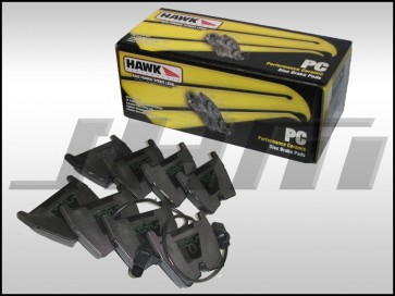 Front Brake Pads - Hawk Ceramic (Street) for C5 RS6, R8, B7 RS4 and B8 RS5