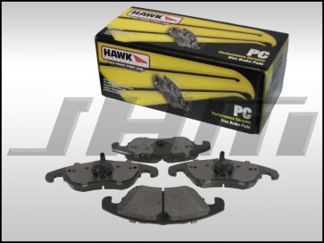 Front Brake Pads - Hawk Ceramic (Street) for B8 A4-A5-S4-S5