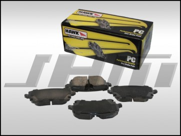 Rear Brake Pads - Hawk Ceramic(Street) for B8 A4-A5-S4-S5-RS5