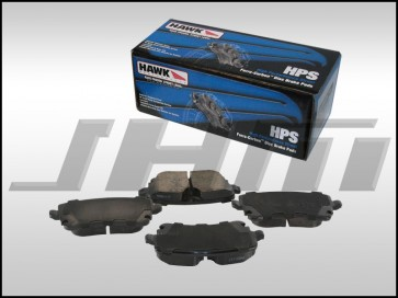 Rear Brake Pads - Hawk HPS (Street) for B8 A4-A5-S4-S5-RS5