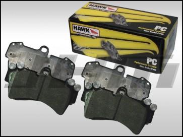 Front Brake Pads-Hawk Ceramic for Porsche Cayenne Caliper 330mm