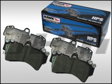 Front Brake Pads-Hawk HPS for Porsche Cayenne Caliper 350mm