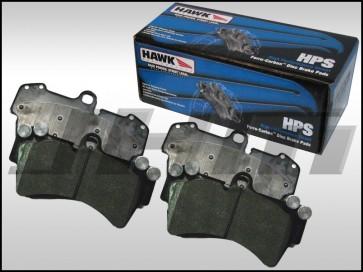 Front Brake Pads-Hawk HPS for Porsche Cayenne Caliper 330mm