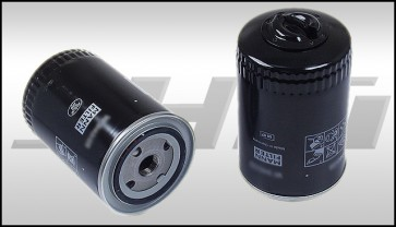 Oil Filter - High Capacity (MANN) for 1.8t, 2.7t, 2.8l and 3.0l