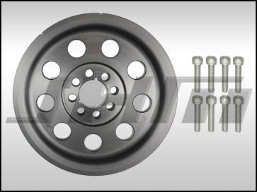 JHM Lightweight Crank Pulley for Audi-VW 2.7t, 2.8l and3.0l 30v V6