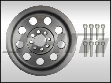 JHM Lightweight Crank Pulley for B6-A4 and C5-A6 w/ 3.0L V6