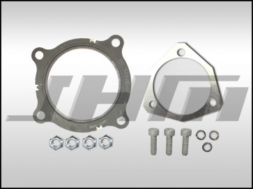 Hardware Kit (JHM) for B7-A4 2.0T Cat Pipe or Race Pipe
