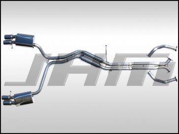"Exhaust - Cat-Back FULL - Stainless Steel, 2.5"" (JHM-FI) for B8-S4 3.0T FSI (24v)"