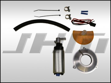 JHM Fuel Pump Upgrade Kit, High-Flow 340 LPH w/ Drop-In Adapter for C5 A6-allroad
