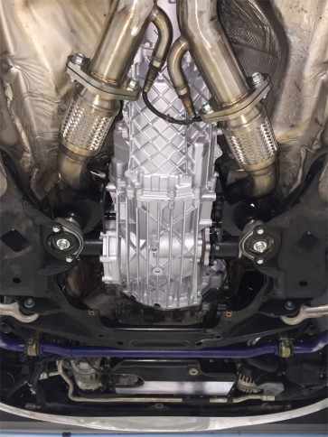 JHM C5 A6-S6 w 4.2L T-belt engine 0A3 6-Speed Manual Transmission Conversion-Swap Parts List