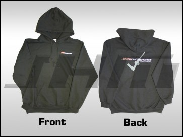 "Sweatshirt, Hoodie - Pullover (JHM) JHMotorsports Front, ""Next Level"" w/ Shifter Back"