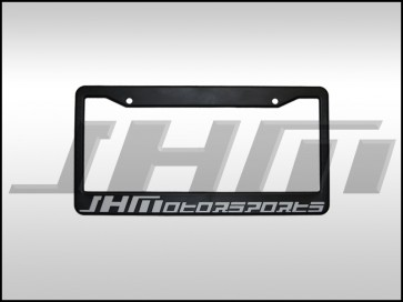 "JHM ""JHMotorsports"" License Plate Frame"