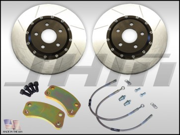 "Rear BBK (Big Brake Kit), JHM 300mm (11.8"") for B5 A4-S4"