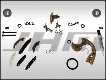 JHM Timing Chain Service Kit (JHM-OEM) for B6-B7 S4, C6 A6 and C5 allroad w chain 4.2L 40v - INTERMEDIATE