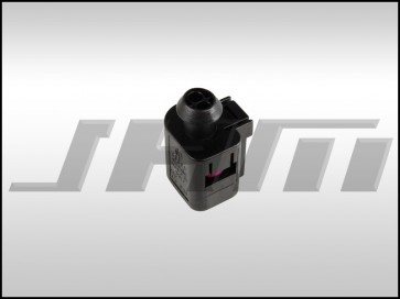 Connector, Electrical Common 2-pin (OEM) for B6-B7 S4-RS4