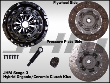 JHM Performance Clutch w/ B7-RS4 Pressure Plate for B5-B6 A4 1.8T w/ JHM LWFW