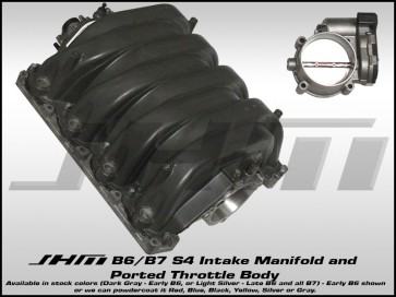 JHM Intake Manifold for B6/B7 S4 and C5-allroad w 4.2L (40v))