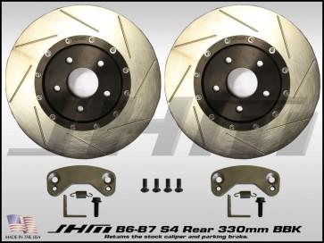Rear BBK (Big Brake Kit), JHM 330mm for B6-B7 S4