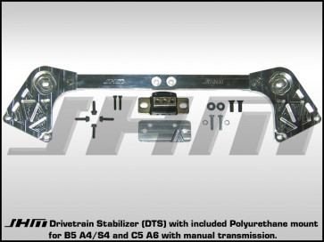 JHM Drive Train Stabilizer (DTS) w adapter for C5 allroad
