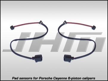 Front Pad Sensors, Porsche Cayenne(Brembo 6-piston)