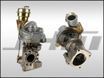 Turbo or Exhaust Gas Turbocharger, K03, Left or Driver Side (OEM) for B5-S4, C5 A6-allroad 2.7T